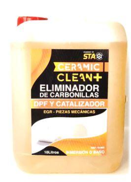 Limpiador filtro partículas Ceramic Clean+