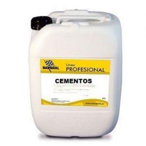 Eliminador de cementos