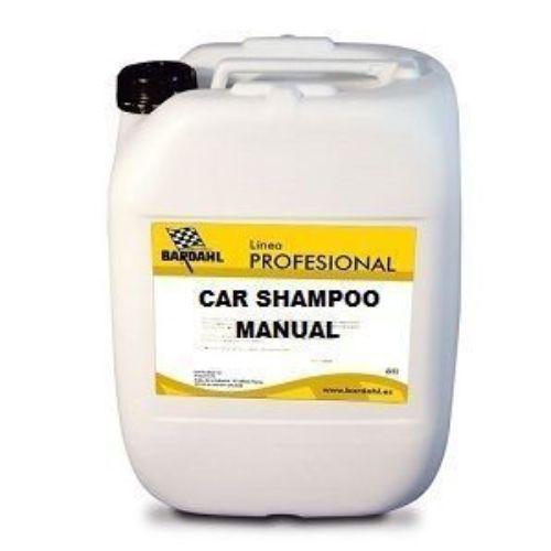 Car champú manual Bardahl