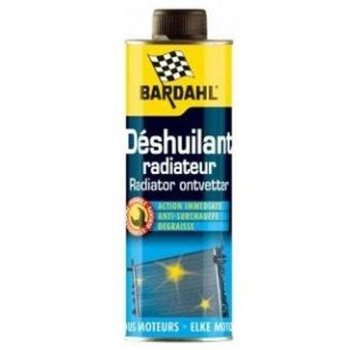 Cooling System Oil Remover Bardahl Eliminador de aceite del radiador