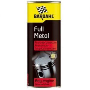 Full metal Bardahl. Aditivo aceite motor