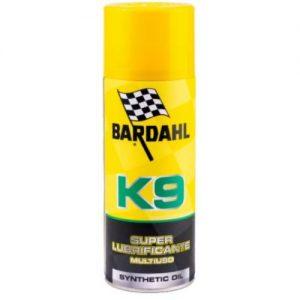 Multiusos penetrante K9 Bardahl. Aflojatodo multiusos