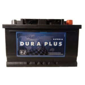 Batería Duraplus 80ah 12v