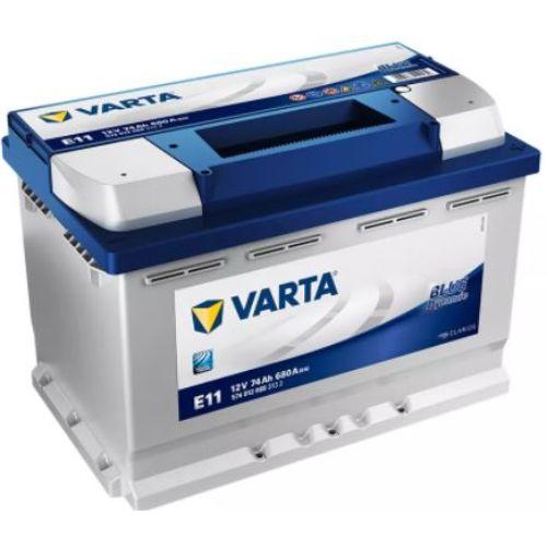 Batería Varta 74Ah 12v E11