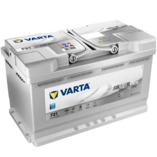 Batería Varta 80Ah 12v F17 AMG