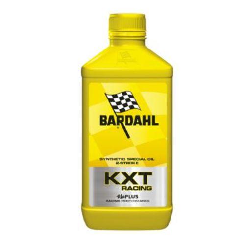 Lubricante de moto KXT Racing Bardahl. Aceite de competición moto. Lubricante de moto KXT Kart Bardahl