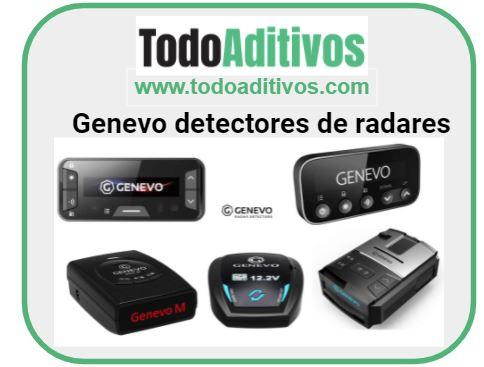 Genevo detectores de radares